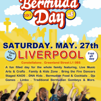 Bermuda Day UK - Liverpool